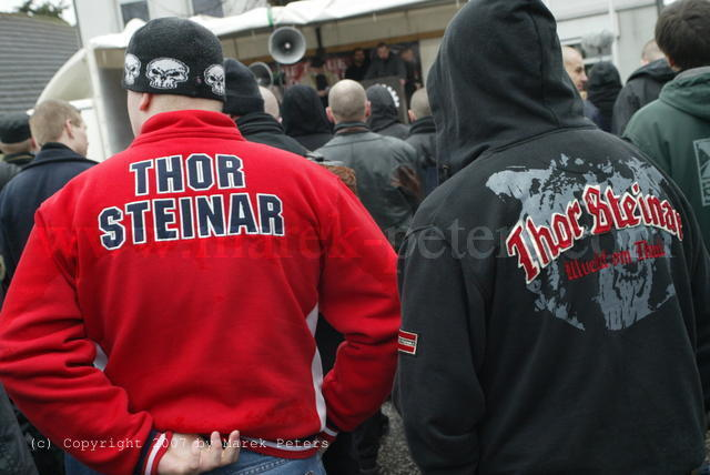 Thor Steinar Nazi